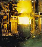 Iron melting point temperature